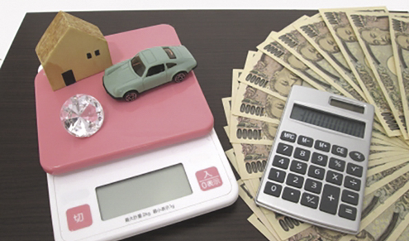 遺産分割の対象となる財産の範囲について